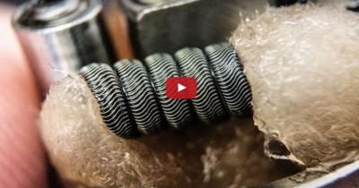 alien wire coil